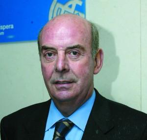 Chus Pereda, campió de la Eurocopa 1964, a Portocolom
