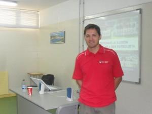 Albert Gil en Manacor