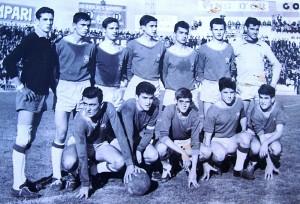 Seleccion Balear Juvenil temp. 1961-62