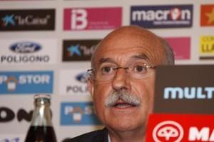 Serra Ferrer será vicepresidente en la nueva etapa del Real Mallorca