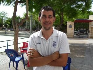 Carlos Martinez míster del Collerense