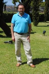 Desiderio Marchante, presidente del Eivissa CF