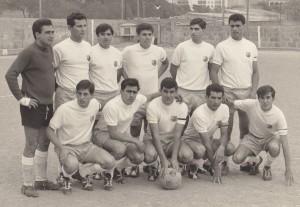 CD. Santa Catalina Aficionados, Temporada 1964-54. Pulsar sobre la foto para ampliarla