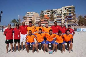 La Selección Balear jugará la final frente a Andalucia