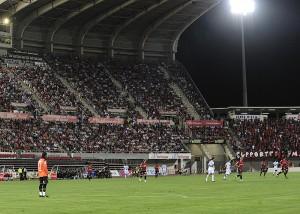 La afición lleno el Iberostar Estadio