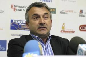 Paco Segarra anunció que disueve la cantera