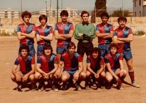 CD Soledad Preferente, Temp. 1979-80