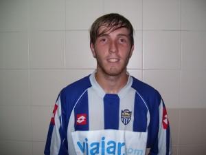 Dani Hoyos jugador del At. Baleares