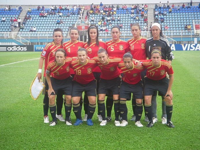 España cae luchando con honor en semifinales - Femenino f133a5ec9984f