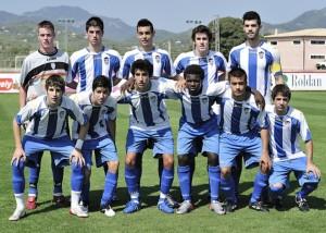 El At. Baleares se impone al Sporting