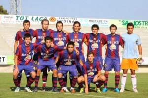 FC. Barcelona - Poblense