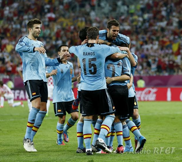 La Selección se medirá a Francia en los cuartos de final de la Euro ... 6eaca93e2ec5d