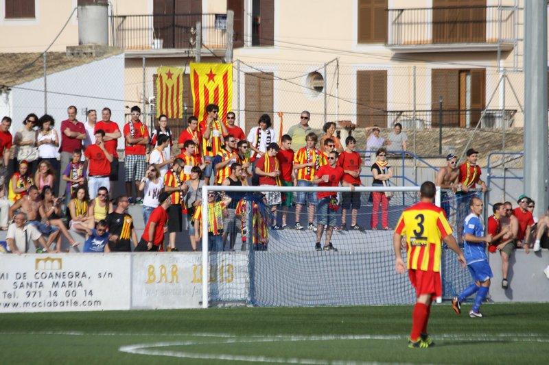 Binisalem Spain  city pictures gallery : Ultras of Spain: Binisalem Manlleu