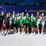 El Fisiomedia a su llegada a Galicia