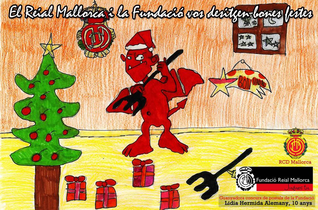 Sigue en marcha el concurso de postales de Navidad de la FRM