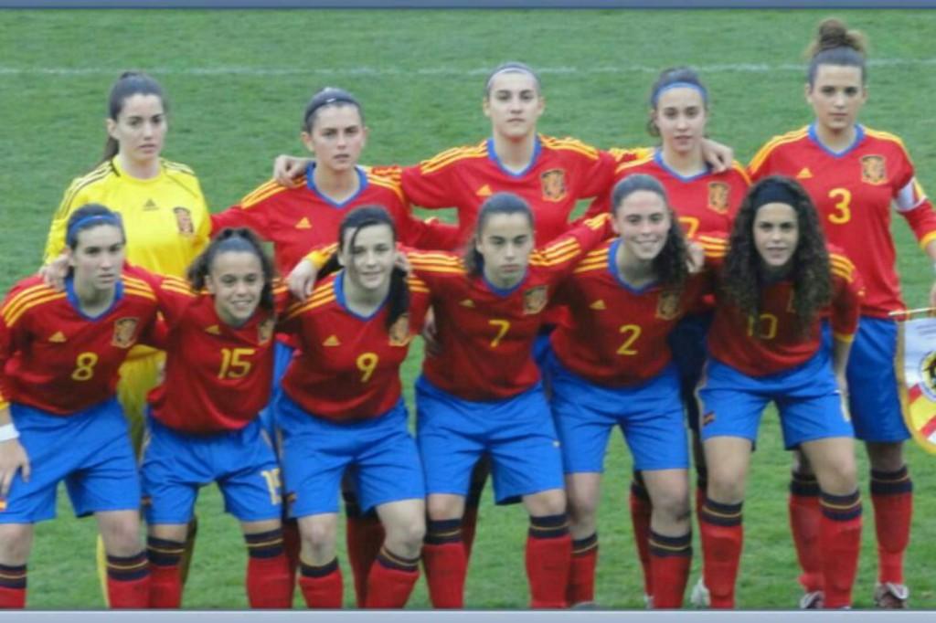 clásico sitio de buena reputación fecha de lanzamiento: Ronda Élite, Selección Española Femenina sub-17: Irlanda del ...