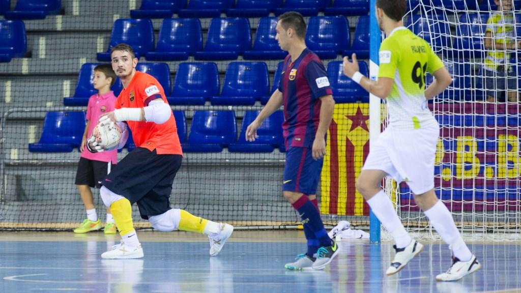 ElPozo y el Barcelona a la caza de Inter Movistar