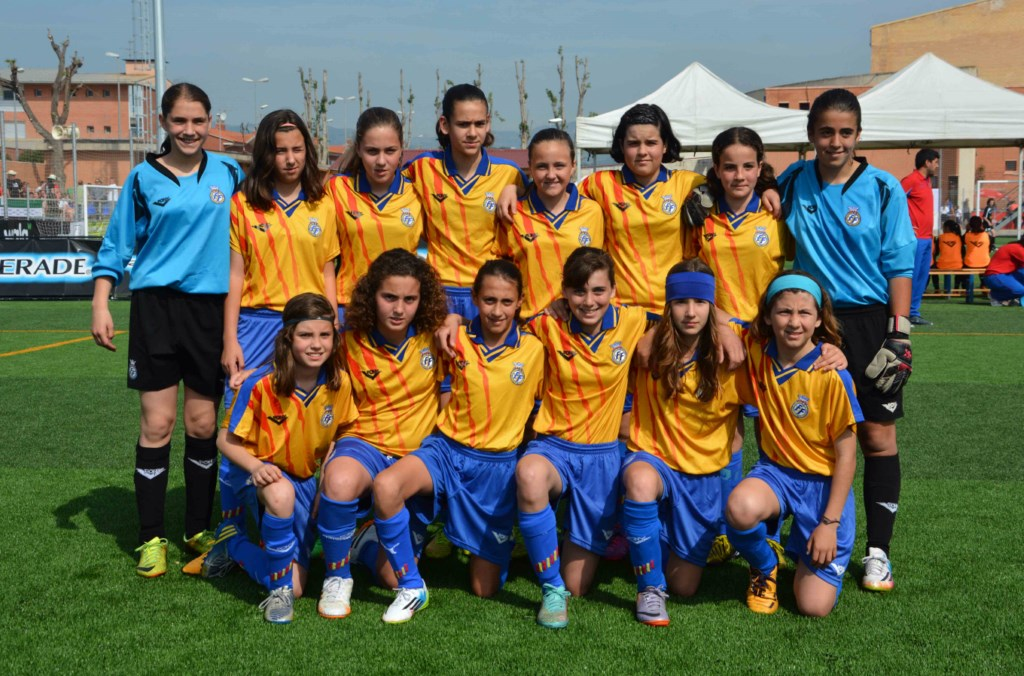 Campeonato nacional selecciones auton micas femeninas sub for Federacion valenciana de futbol