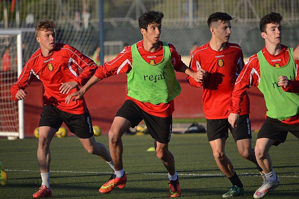 """Moha  """"Siempre soñé jugar en el Mallorca"""" - Fútbol Base 3386df7ce8e"""