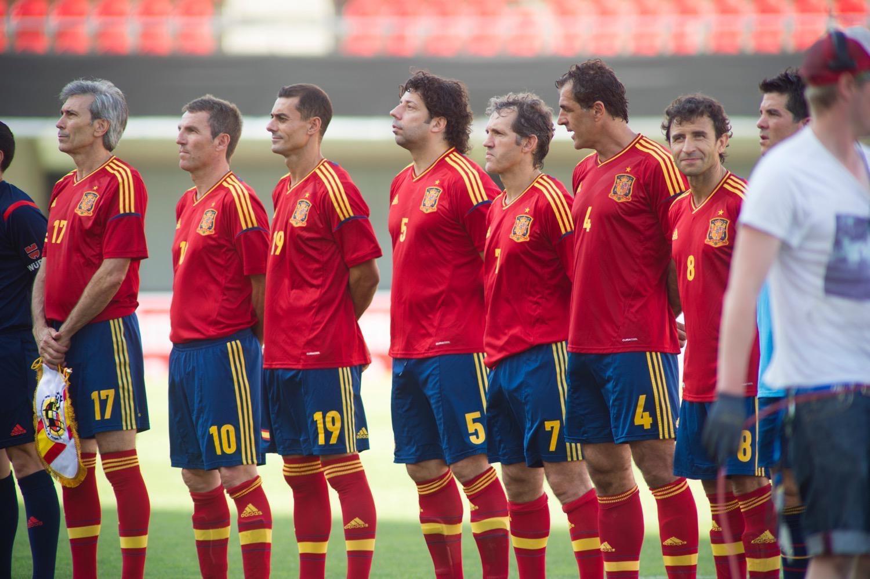 Hilo de la selección de España DSC9396