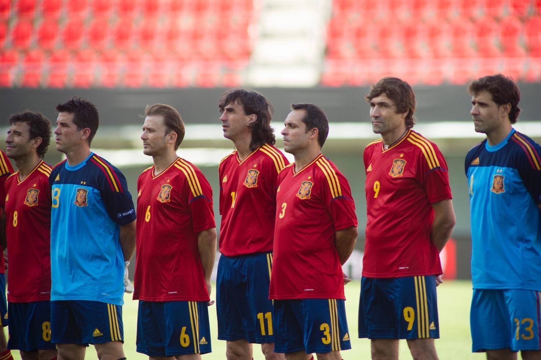 Hilo de la selección de España DSC9397