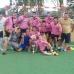 El historico Construcciones Luis Marin es campeon de un nuevo torneo