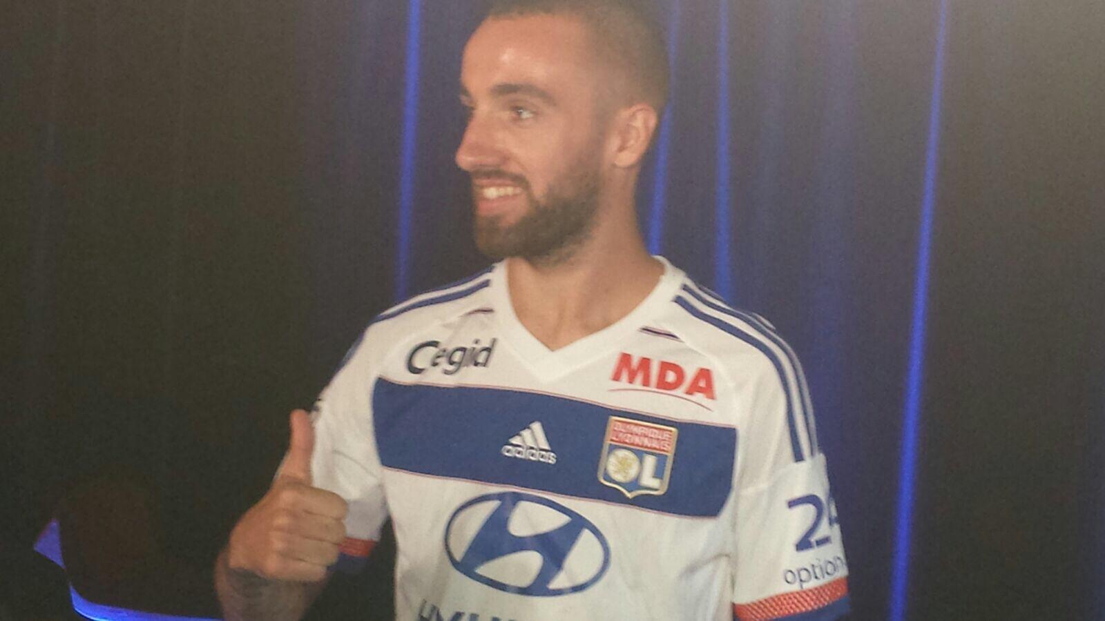 Camiseta Olympique Lyonnais Jérémy MOREL