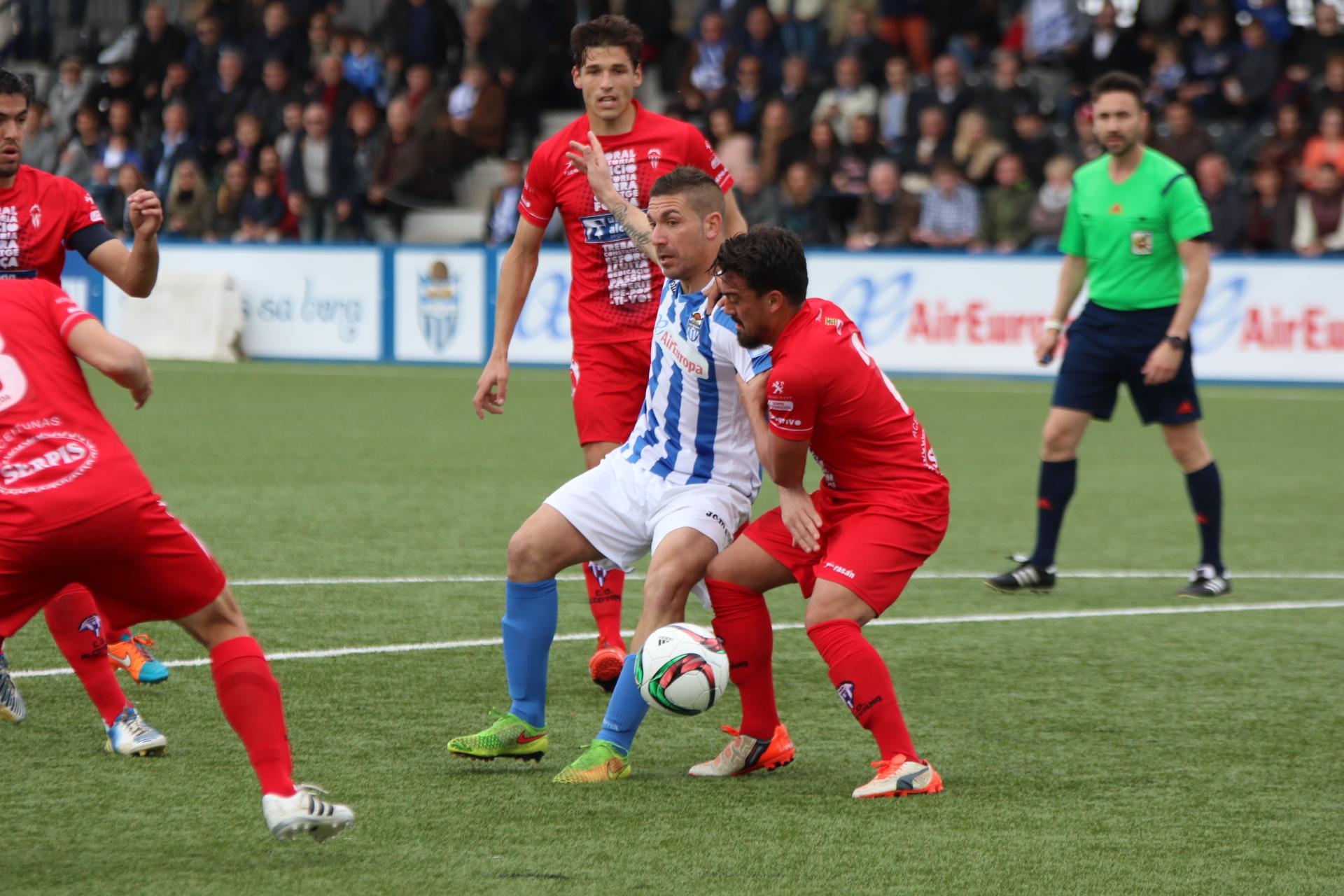 CD Alcoyano- CD Atlético Baleares: en el punto de mira