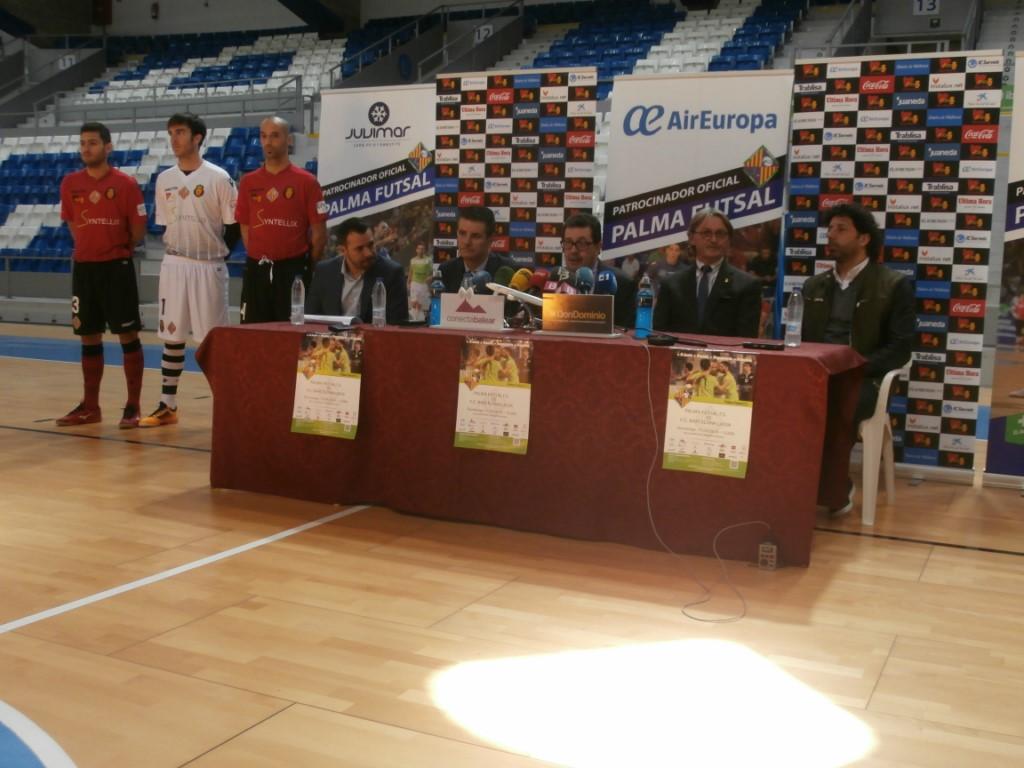 El domingo el Palma Futsal vestirá los colores del Mallorca - Fútbol ... 9af59d1168b18