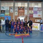 FC Barcelona Lassa, campeón del torneo