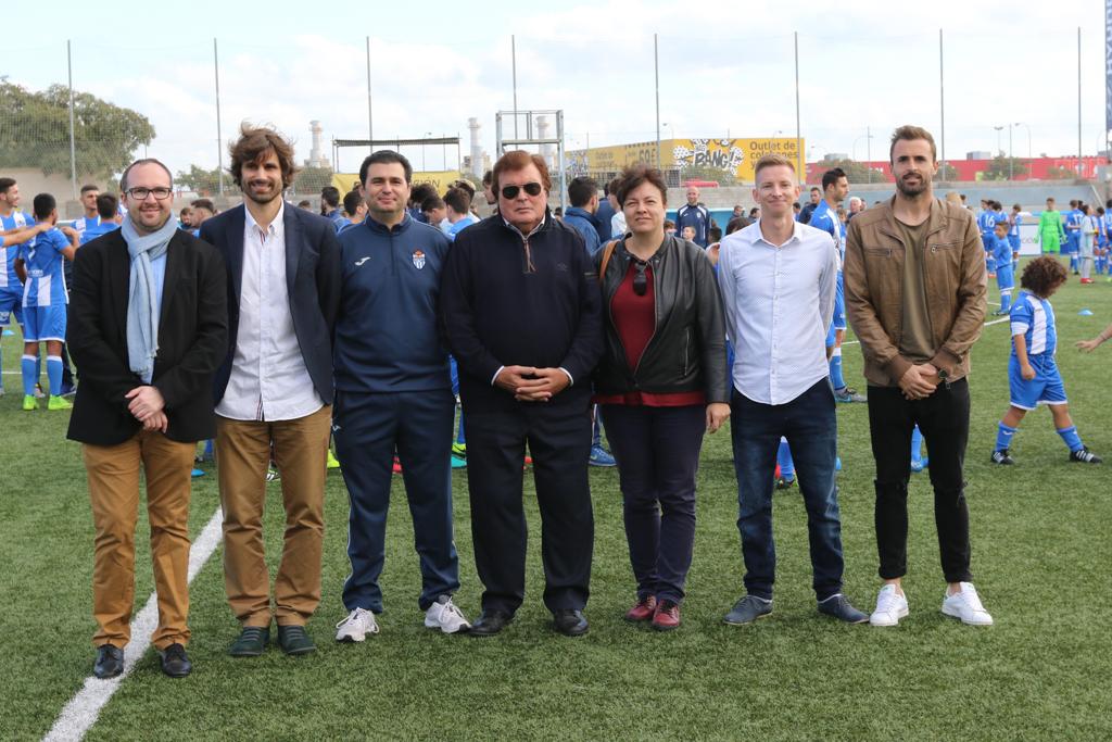 El Atletico Baleares presenta sus plantillas - Fútbol Base, Juvenil ...