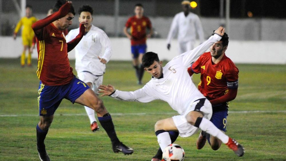 b5c82e73a13d8 Crónica amistoso Sub-17  España 1-1 Italia - Juvenil
