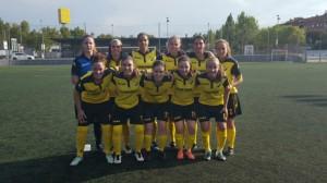 El Son Sardina visita la Ciuda Deportiva Sabadell-Olimpia
