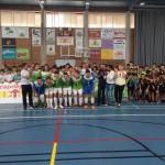 El Palma Futsal posa con el resto de equipos de la Air Europa Cup [1024x768]