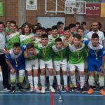 El Palma Futsal se proclama campeón de la Air Europa Cup infantil