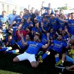 Celebración de la Unión por el titulo conseguido
