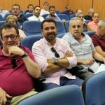 Miquel Jaume y José Tirado en la Asamblea de la LNFS (1)