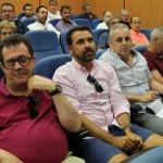 Miquel Jaume y José Tirado en la Asamblea de la LNFS (2)