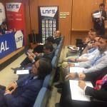 Miquel Jaume y José Tirado en la Asamblea de la LNFS (4)