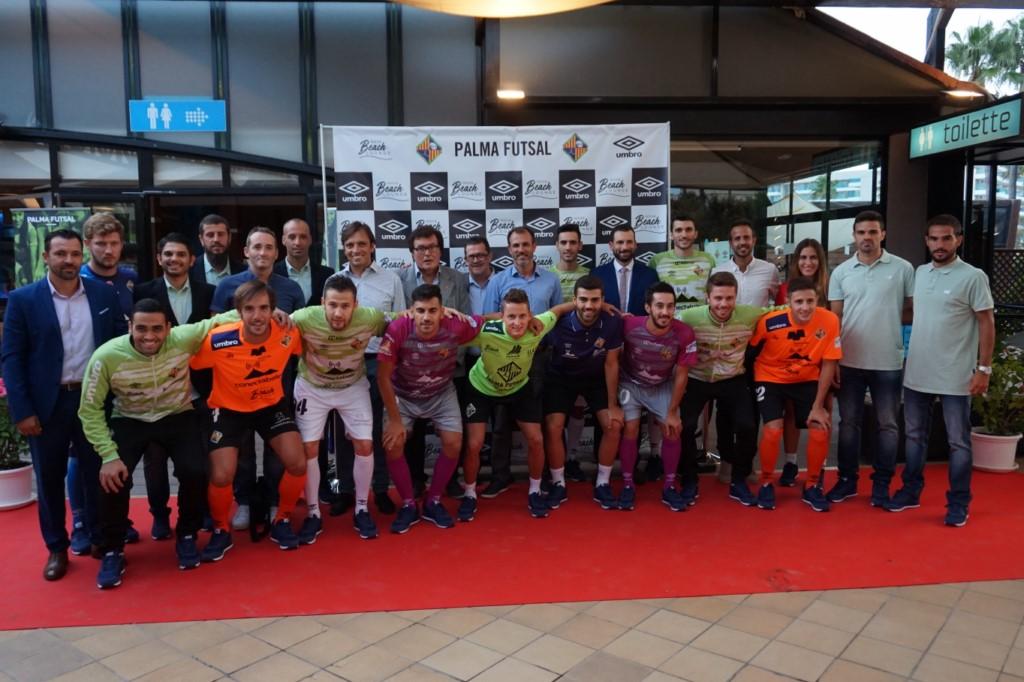 El Palma Futsal sigue fiel al verde - Fútbol Sala - FutbolBalear.es 4a2ed1c706eb5