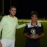 Juvenils A Marcos Sánchez Constancia Millor jugador