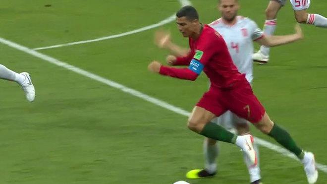 089906f07e77c Crónica Copa Mundial de la FIFA Rusia 2018  Portugal 3 – 3 España -  Federación