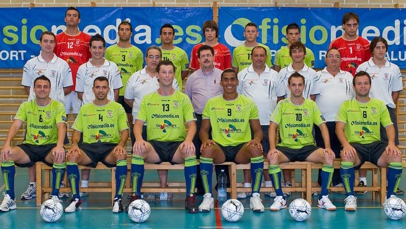 La plantilla que debutó en Primera División en la temporada 2008-09 712f1979c8b54