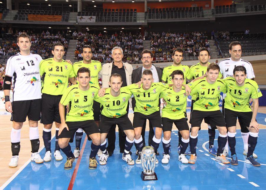El Palma Futsal cumple 20 años de historia - Fútbol Sala ... d869ae112ea4c