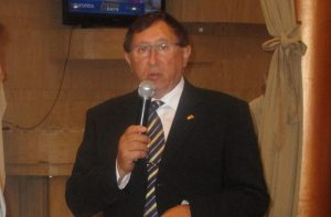 Presidente arbitros