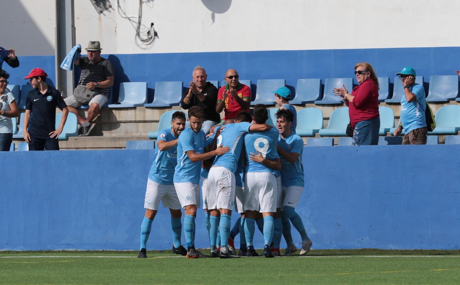 Crónica 2ª División B: UD Ibiza-Eivissa 4-0 Marbella FC - Segunda B ...