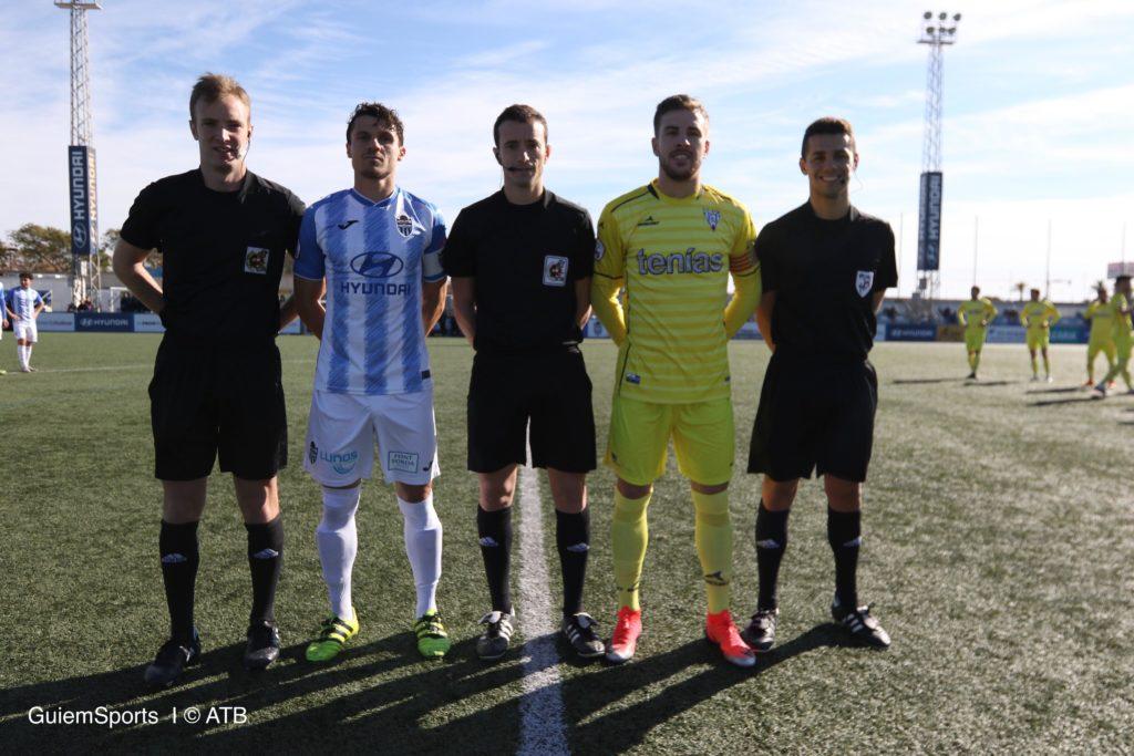 Crónica 2ª División B: CD Atlético Baleares 4-1 SD Ejea - Segunda B ...