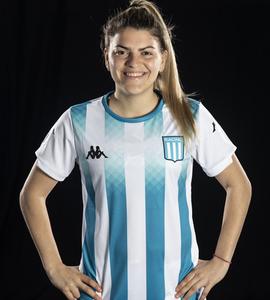 Belen Stefania Spenig, jugadora de Racing Club de Avellaneda ficha por el RETO de la UD Collerense