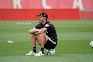 """Vicente Moreno: """"Lo daremos todo para seguir con opciones"""""""