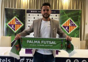 """Marlon: """"Palma está creciendo y está muy cerca de ganar un título"""""""